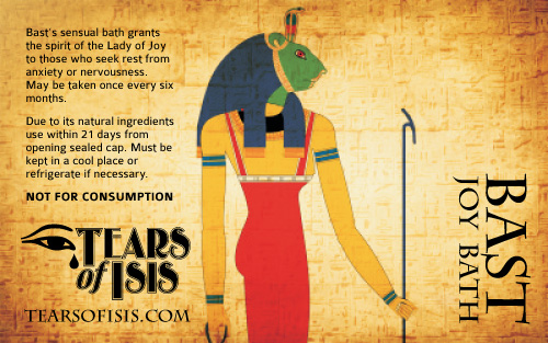 Bast (Bastet) Oil (15mL)