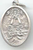Our Lady of Charity (Caridad del Cobre) Medal