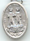 Sts. Cosmas and Damian Medal
