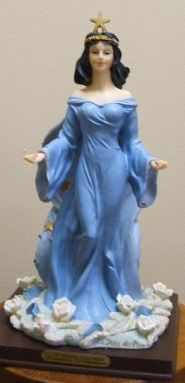 "Diosa Del Mar (Our Lady of the Sea) 12"" Statue"