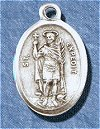 St. Expedite (San Expedito) Medal
