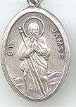 St. James The Greater (Santiago) Medal