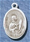St. Lucy (Santa Lucia) Medal