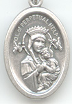 Our Lady of Perpetual Help/Prompt Succour (Virgen del Perpetuo Socorro) (Mater Salvatoris)