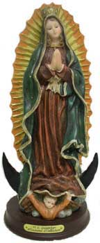 "Our Lady of Guadelupe 24"" Statue"