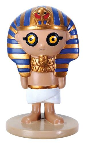 "King Tut Wee-gyptian 4.25"" Statue"